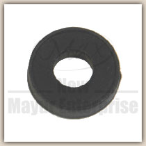 Air Chuck Rubber Washer - Black